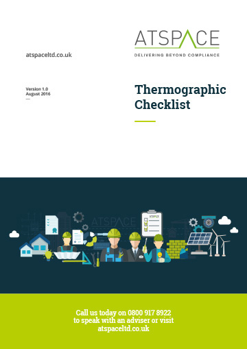 ATSPACE Thermographic Checklist