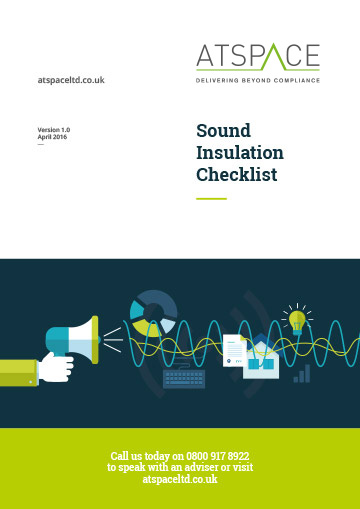 ATSPACE Sound Insulation Checklist