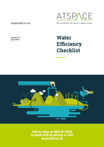 ATSPACE Water Efficiency Checklist