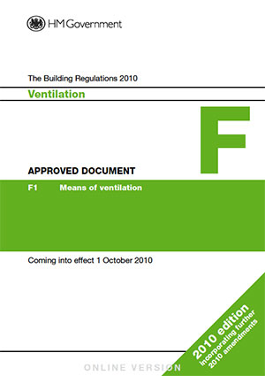 the building regulations part f