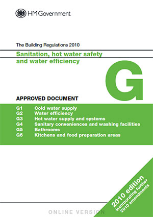 the building regulations part g