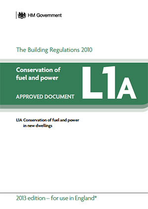 the building regulations part L1A